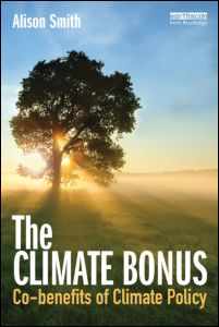 Climate Bonus book front cover